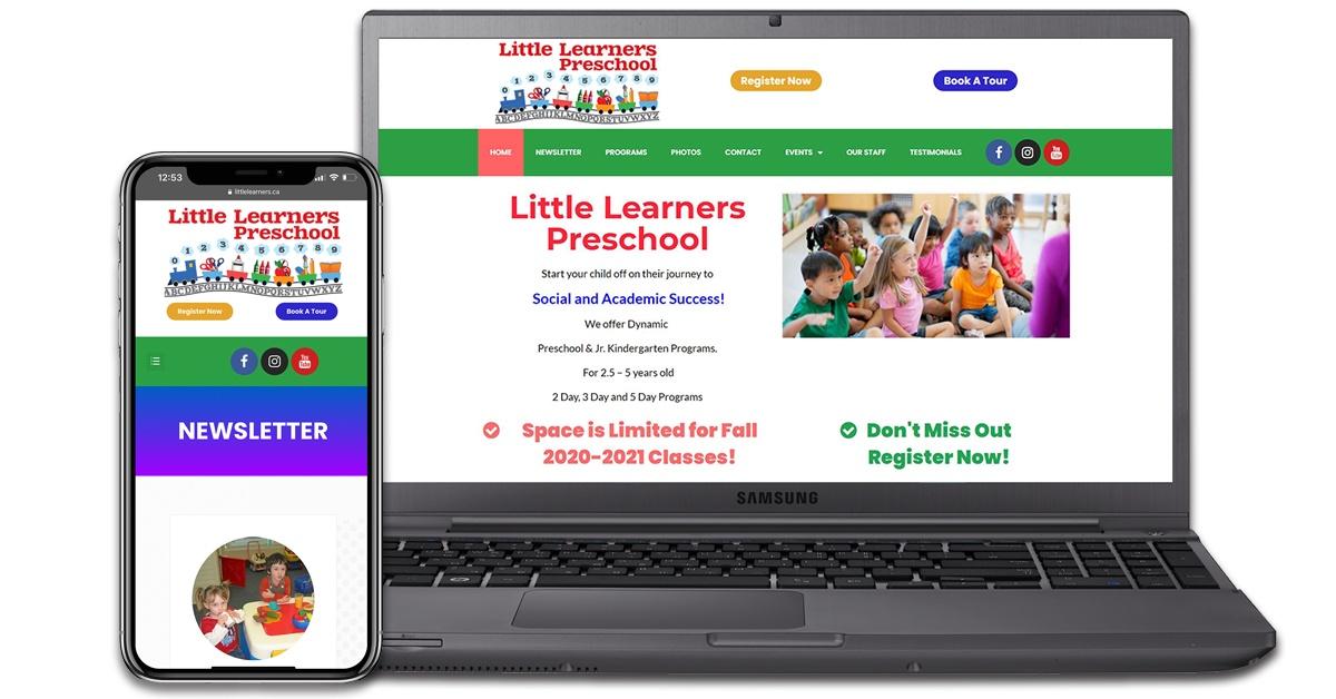 Little learners case study